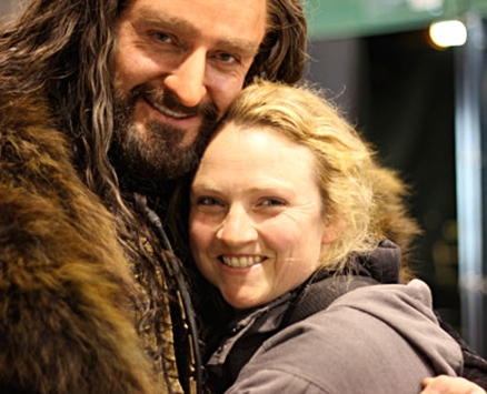 Richard Armitage Tami Lane1