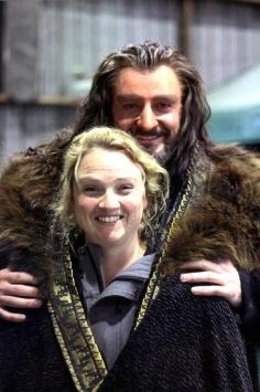 Richard Armitage Tami Lane2