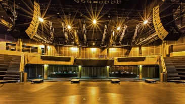 Ronda zaal, Tivoli2