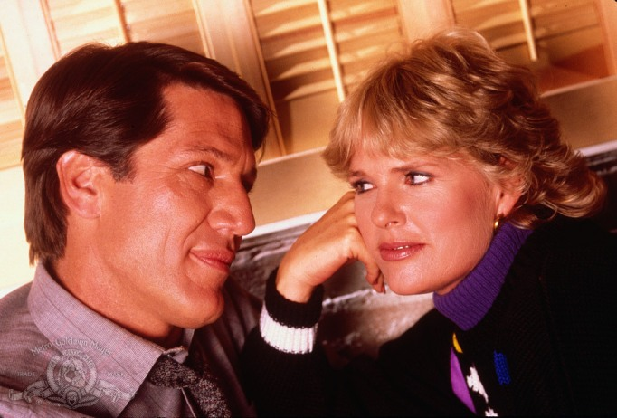 Stephen Macht Sharon Gless