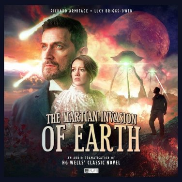 Martian Invasion Richard Armitage