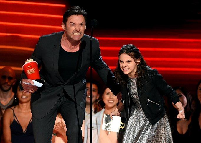 HJ & DK Logan MTV awards