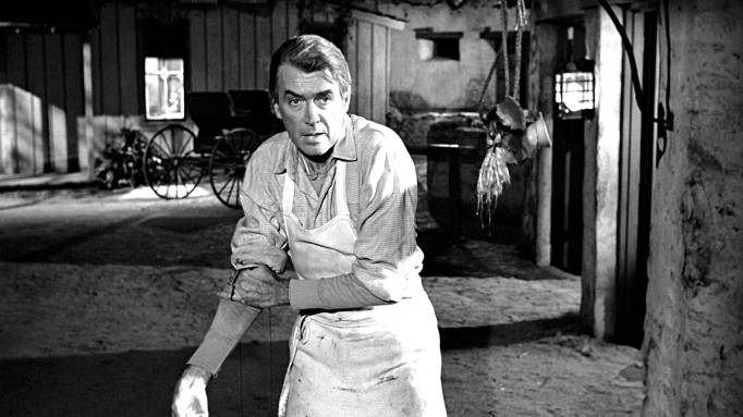 James Stewart Man Who Shot Liberty Valance