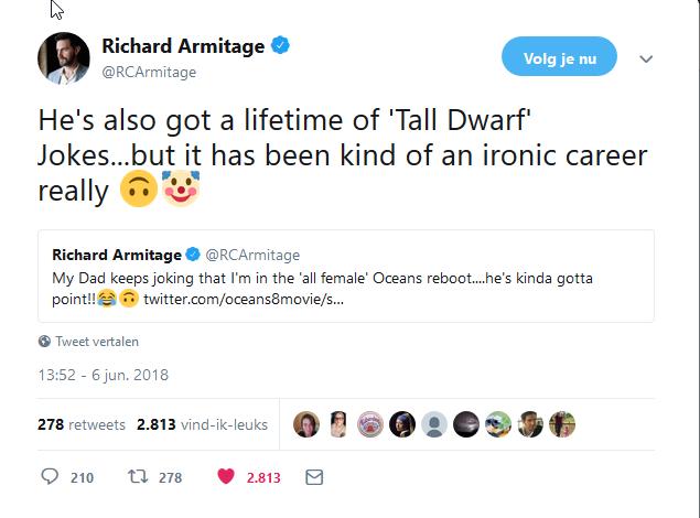 RA dad jokes tweets 6-6-2018