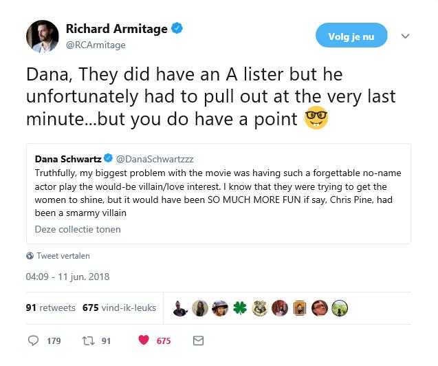 RA twitter reaction to Dana 01