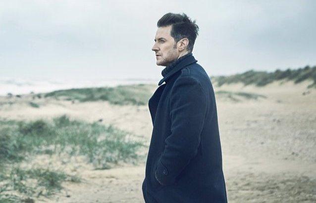 Richard on the beach
