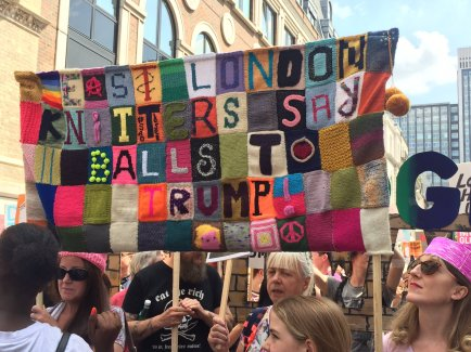 Brit curse Protest02