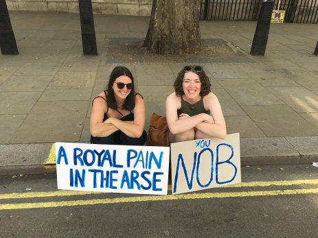 Brit curse Protest18