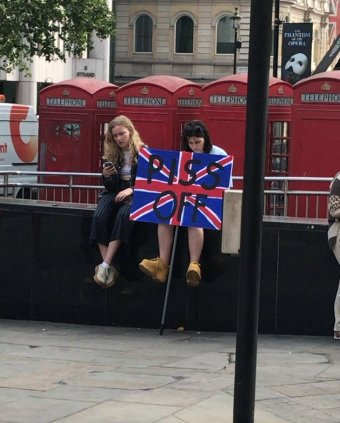 Brit curse Protest35