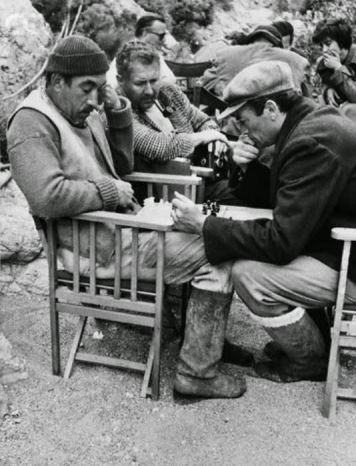 Gregory Peck Anthony Quinn Rhodes
