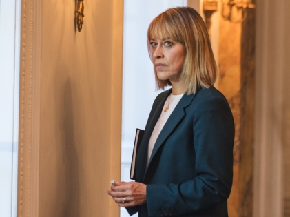 Nicola Walker as Hannah - The Split - Season 1, Episode 4 - Photo Credit: Sophie Mutevelian/SundanceTV/BBC Worldwide