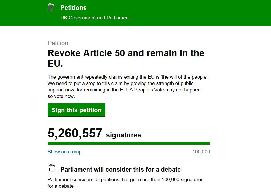 2019-03-24 22_38 Revole article 50 petition.