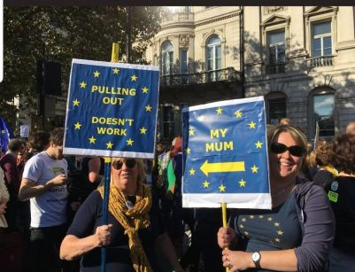 Brexit protest London 23-3-2019 (10)