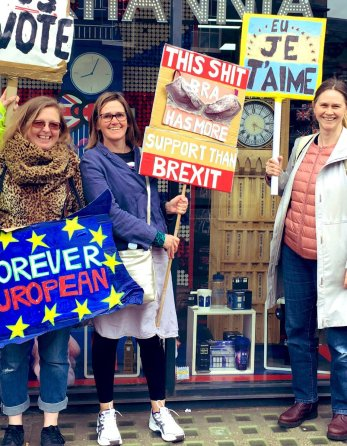Brexit protest London 23-3-2019 (27)