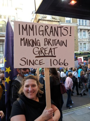 Brexit protest London 23-3-2019 (32)