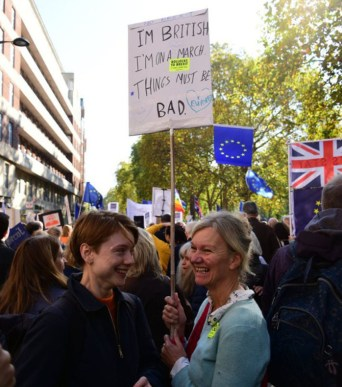 Brexit protest London 23-3-2019 (33)
