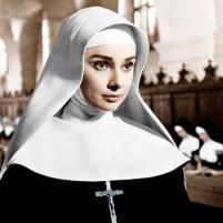 Audrey Hepburn nun's story
