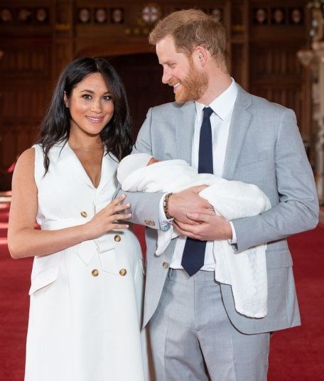 Meghan Harry Archie 08