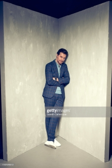 TORONTO, ONTARIO - SEPTEMBER 08: Actor Richard Armitage from the film 'My Zoe' poses for a portrait during the 2019 Toronto International Film Festival at Intercontinental Hotel on September 08, 2019 in Toronto, Canada. (Photo by Gareth Cattermole/Contour by Getty Images)