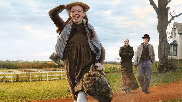 Anne with an E Cuthberts
