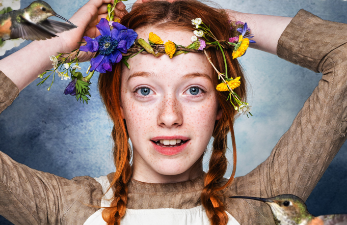 annewithane flower crown