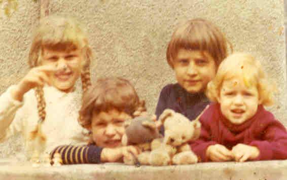 09DE KINDEREN 1973