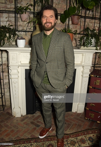 "LONDON, ENGLAND - JANUARY 23: Richard Armitage attends the press night after party for ""Uncle Vanya"" at Sophie's on January 23, 2020 in London, England. (Photo by David M. Benett/Dave Benett/Getty Images)"