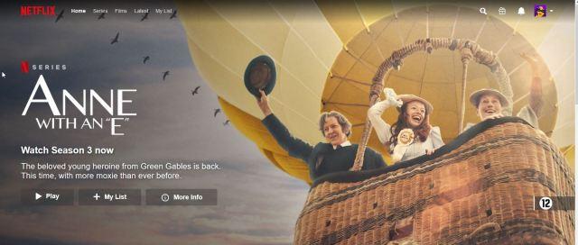 AWAE S3 on Netflix