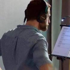 RA recording audible