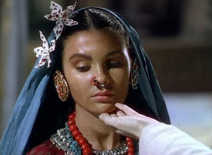 Jean Simmons Black Narcissus