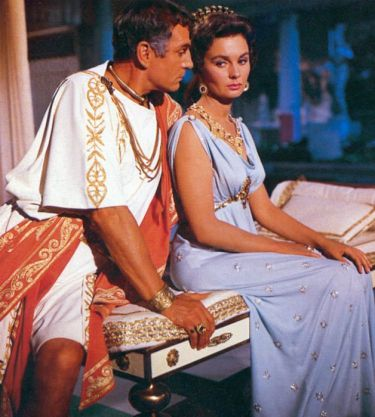 Jean Simmons Spartacus